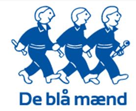 De-blå-mænd-logo